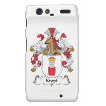 Kropf Crest Phone Cover